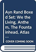 Ayn Rand Boxed Set: We the Living, Anthem, The Fountainhead, Atlas Shrugged (Signet Gift Pack)