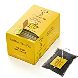 Wital Organic English Breakfast Plastic Free Wrapped Tea Bag - Pack Size = 1x25