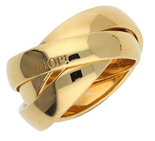 Joop EMBRACE Ring Silber vergoldet RG 55 JPRG90540B550