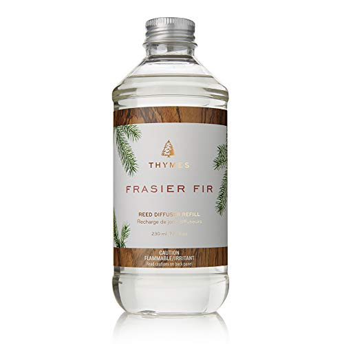 Thymes Reed Diffuser Oil Refill - 7.75 Fl Oz - Frasier Fir