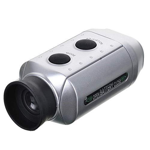 Cacoffay Digital-Golf-Entfernungsmesser-Optikteleskop-Jagd-optischer Entfernungsmesser