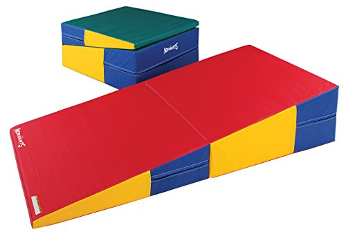 Norbert's Athletic Products Folding Incline Cheese Mat