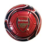 Icon Sports Unisex International Soccer Arsenal Officially Licensed Soccer Ball, Size 5