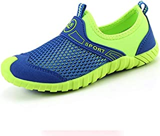 BEESCLOVER Breathable Non-Slip Sole Summer Kids Sneakers Soft Boys Running Shoes Children Sports Shoes Comfortable Student Walking Shoes