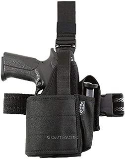 Kahr MK9 Compatible Holster - Nylon Tactical Holster for Gun w Light/Laser - Old-World Craftsmanship (551)
