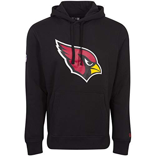 New era Arizona Cardinals Hoody Team Logo Po Hoody Black - S