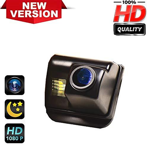 170° HD Kamera 1280x720p Wasserdicht Nachtsicht Kennzeichenleuchte-Rückfahrkamera Distanzlinien Umschaltbar Einparkhilfe für Mazda CX-5 CX-7 CX-9 Mazda 3 Mazda 6