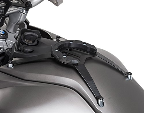 SW-MOTECH Bags-Connection QUICK-LOCK Type 201 EVO Tank Bag Bottom Tank Ring for BMW F650GS '08-'12, F700GS '13-'16, F800GS '08-'16 & F800GS Adventure '14-'16
