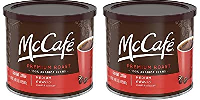 McCafe Premium Medium Roast Ground Coffee