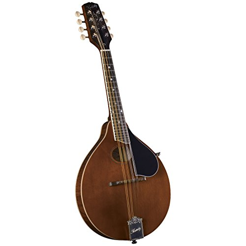 Kentucky, 8-String Mandolin, Transparent Brown (KM-276)