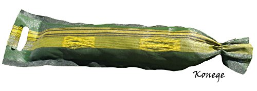 10 Silosäcke 25cm x 100cm mitTragegriffen und Zurrband Sandsack Silosack
