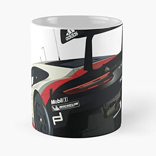5TheWay RSR Porsche Mug Best 11 oz Kaffeebecher - Nespresso Tassen Kaffee Motive