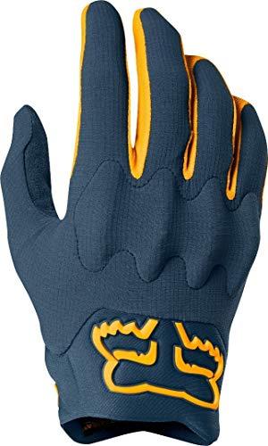 Fox Gloves Bomber Lt Navy/Yellow L