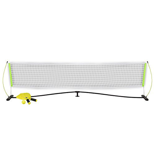 Franklin Sports Pickleball Starter Set - Includes Net, Paddles (2), and X-40 Pickleball, One Size