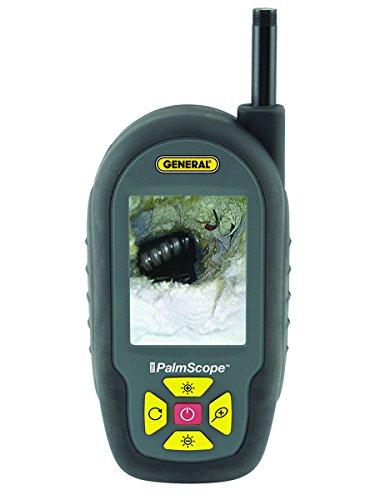 General Tools PCS55 PalmScope Compact Borescope Video Inspection Camera