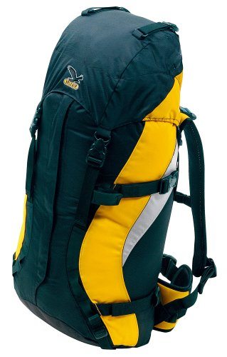 Salewa PEUTEREY 25 Backpack, Uni, Anthracite/Yellow