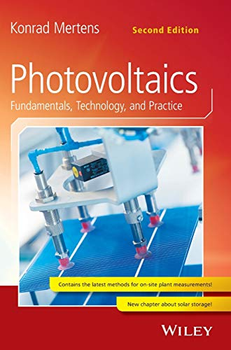 Photovoltaics: Fundamentals, Technology, and Practice