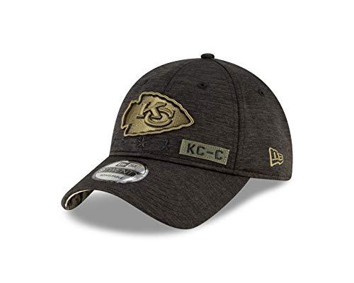 New Era Kansas City Chiefs - 9twenty Cap - Salute to Service 2020 - Black - One-Size