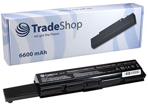 Trade-Shop Batterie d'ordinateur Portable Pour Toshiba Satellite Pro L450 L450D L455 L455D L500 L500D L505 L505D L550 L550D L555 L555D de U 300