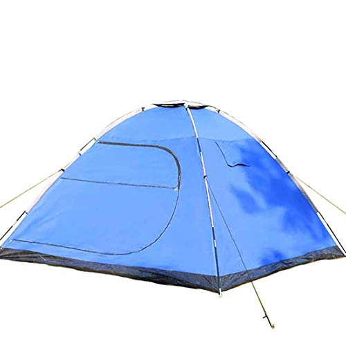 Fusmaker 3-4 man tent Quick Set Up Outdoor Activity-tent waterdicht zonwering outdoor campingtent (300 * 300 * 180 cm) reizen wandeltent