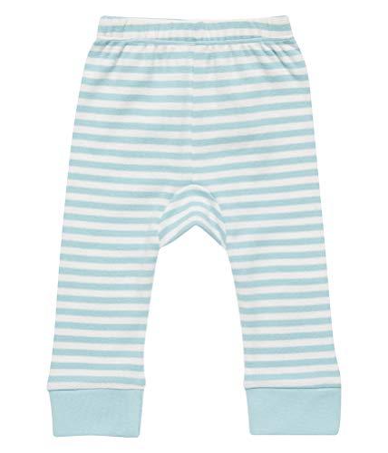 Sense Organics Baby Leggings lichtblauw gestreept ecologisch Gr.80