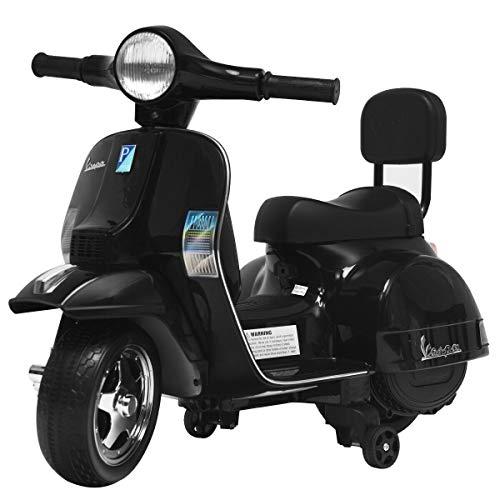 iy Kids Ride On Vespa Scooter