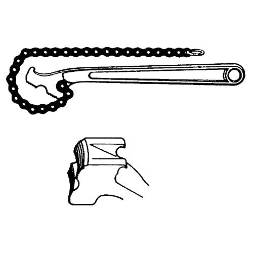 Crescent Apex Tool Group CW12H Crescent Chain Wrench, 12-Inch