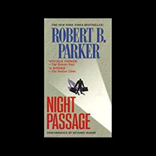 Night Passage audiobook cover art
