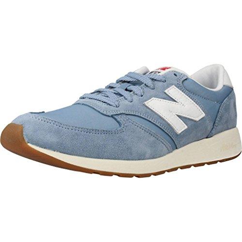 New Balance Men's 420 Re-Engineered Men's Light Blue Sneakers In