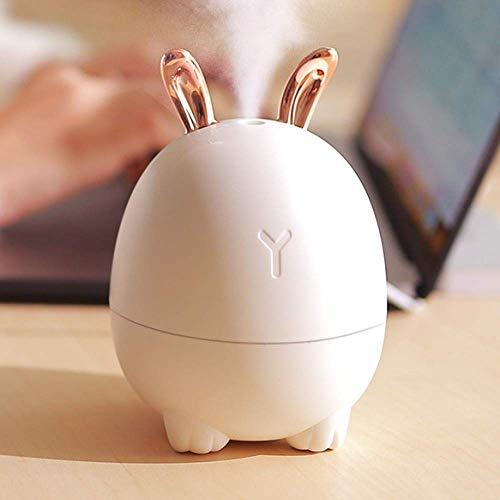 SGSD Aromatherapie-Luftbefeuchter Usb-Karikatur-Nettes Haustier-Nettes Rotwild-Kaninchen-Luftbefeuchter-Stummschaltung