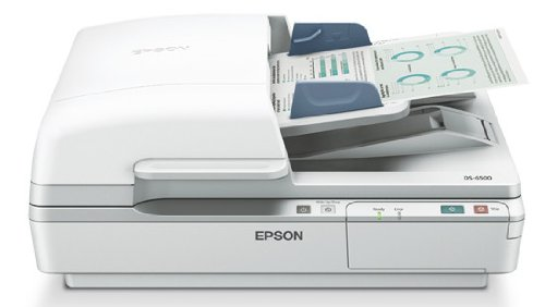 Epson DS-6500 Colour Flatbed Scanner
