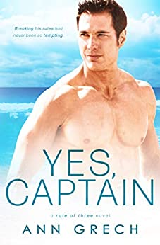 Yes, Captain by [Ann Grech, Clarise Tan]