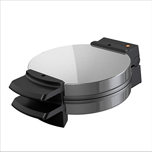 BLACK+DECKER WMB500 Belgian Waffle Maker, Stainless Steel