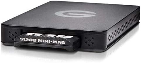 G-Technology ev Series Reader RED Mini-MAG Edition - 0G04559