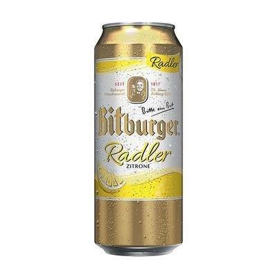 Bitburger Radler Radler, EINWEG (1 x 0.5...