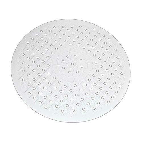 Escurridor Platos Tabla de cocina de drenaje rápido Anti resbalón de goma blanda tapete de fregadero de secado Platos de secado de aislamiento térmico Protector de baño multifuncional Escurridor De Pl