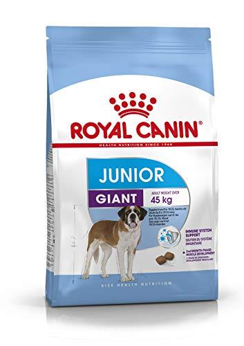 Royal canin giant junior pienso perros raza gigante 15kg