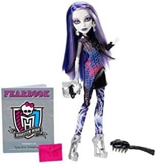 Samorthatrade Monster High Picture Day Spectra Vondergeist Doll