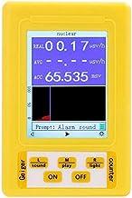 Nrpfell BR-9C 2-En-1 Pantalla Digital PortáTil de Mano RadiacióN ElectromagnéTica Detector de RadiacióN Nuclear Contador Geiger Probador de Tipo Completamente Funcional