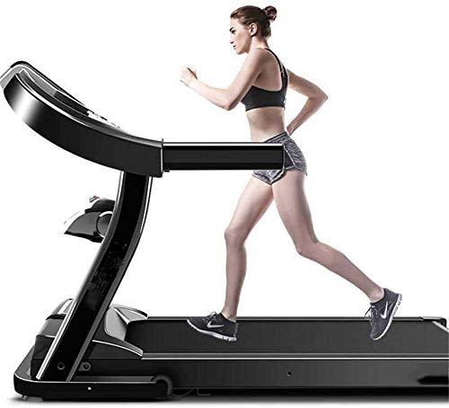 Runningmachine1121 Cinta de correr de gama alta for caminar FL & UUMLSTERLEISEISEELETRISCHE LAUFBAND, HOCHWERTIGE HeimlaufBanda, Bildschirm Rote Magischen Augenschutz LED, EneaBeute Lautsprecher, Runn