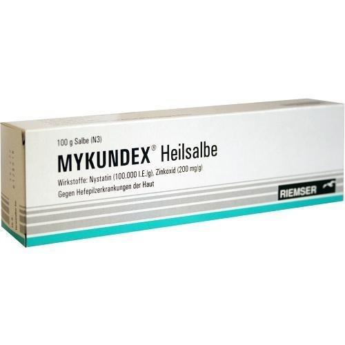 MYKUNDEX HEILSALBE 100g Salbe PZN:4288682