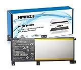 PowerZJS C21N1509 Batería para ASUS Vivobook X556UF X556UJ X556U X556UA X556UB K556UQ K556UR K556UV A556U A556UA A556UB A556UF A556UJ C21N15WZ C21PQ9H (7.6V 38Wh)