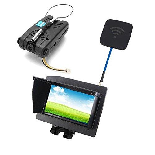 JJRC H16 YiZhan Tarantula X6 WLtoys V666 V686G V222 XK X251 5.8G FPV 720P Camera With Monitor C4002