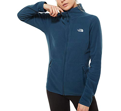 THE NORTH FACE 100 Glacier Fleece Jacke Damen