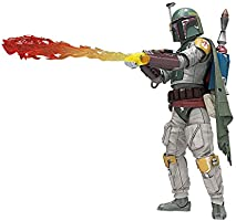 "Star Wars - The Black Series - 6"" Boba Fett -Star Wars: Return of The Jedi - Scale Collectible Deluxe Action Figure -..."