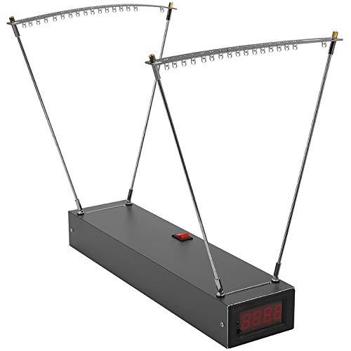 DomilayVelocimetry Beschleunigung Geschwindigkeit Geschwindigkeit MessgeräTe Pro Bow Speed Meter Chronograph für Spielzeuge