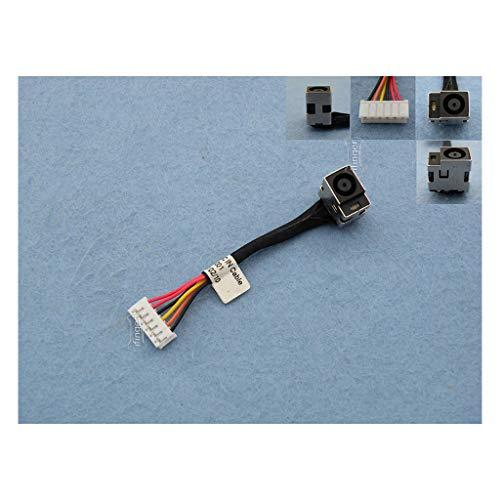 IFINGER Conector DC Jack con Cable HP COMPAQ CQ60 CQ50 CQ70 50.4AH28.001 PORTÁTIL PJ156
