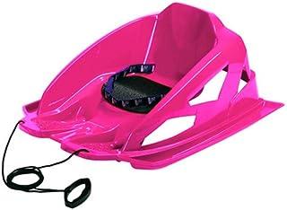 AlpenGaudi Trineo para niños, Rosa, 10996807