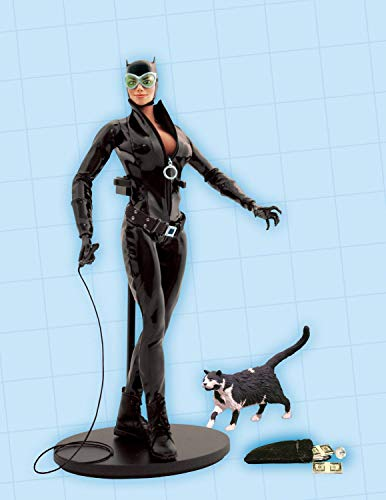 DC Direct - Figurine Manga - Catwoman - Figurine articulée - 1/6ème