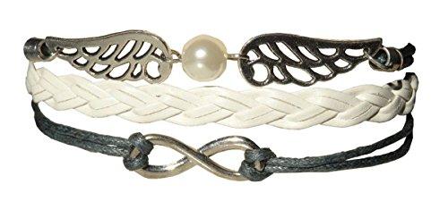 Fabula Armband 2-Symbole - Esoterik günstig kaufen online Symbol Schmuck
